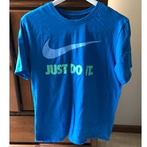 Nike just do it T shirt
